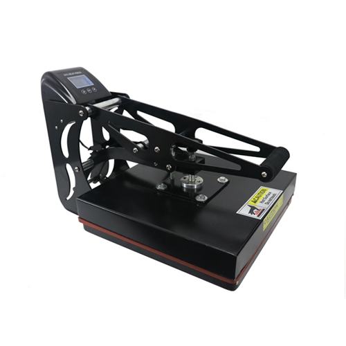 Digital High Pressure Heat Press Machine Horizontal direction