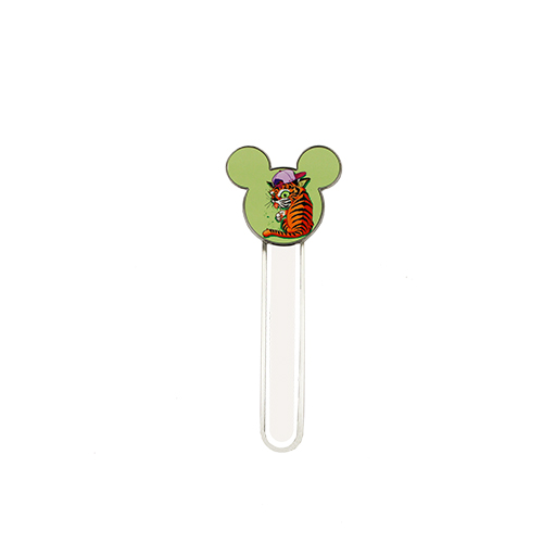 Mouse Shape Metal Bookmark