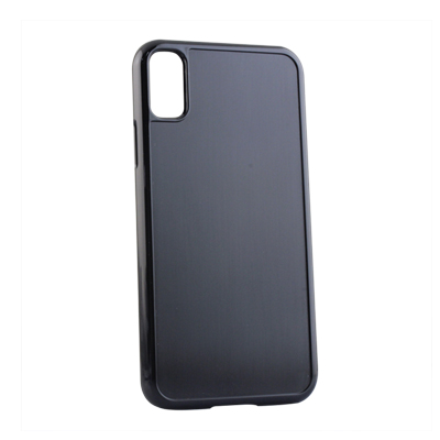 iPhone X PC Case with Grooves