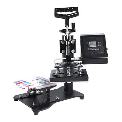 Pen Heat Press Machine Black