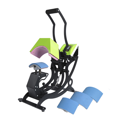 4 in 1 Cap Heat Press Machine