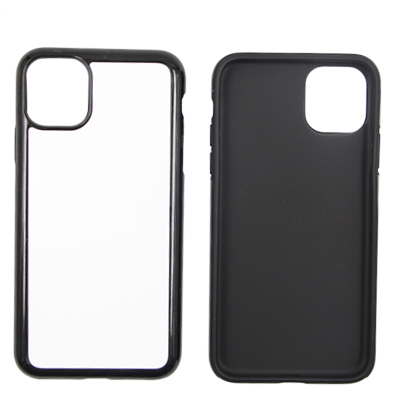 iPhone 11 2 in 1 TPU+PC Case