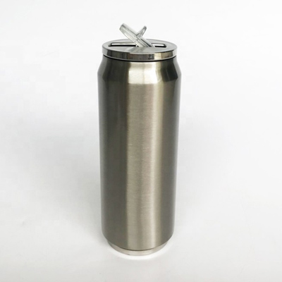 280ml Personalized Silver Pop-top Can