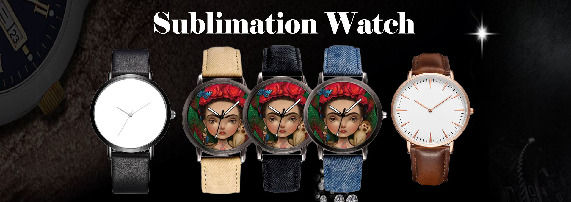 Sublimation Watch