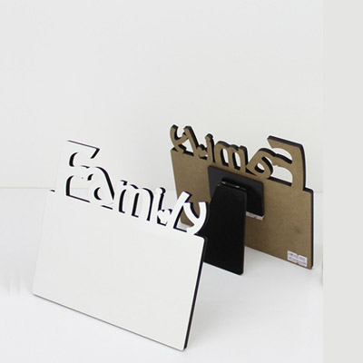 Sublimation MDF Key Holder